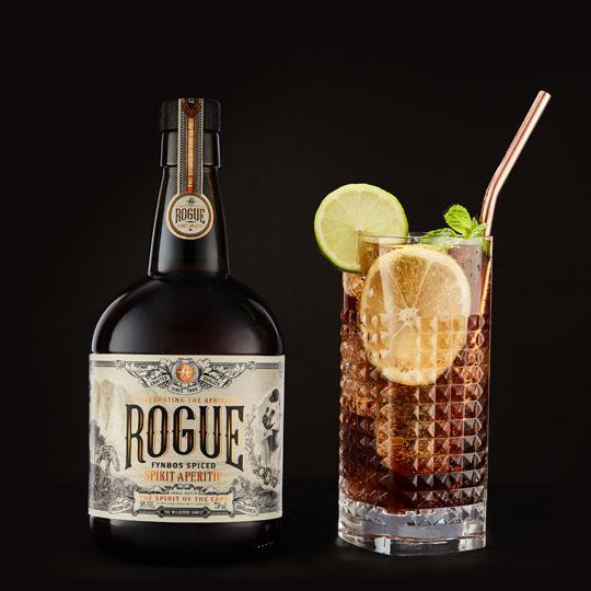 ROGUE RUM & COKE